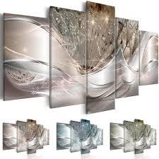 pusteblume abstrakt vintage wandbilder bilder vlies