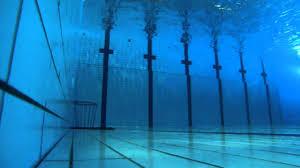 Underwater Swimming Pool Background
