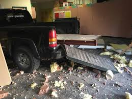 Truck Crashes Through Tacoma's Sheridan Elementary School Brick Wall ...