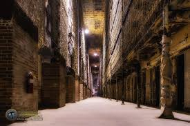 Mansfield Prison Tours Halloween 2015 by Ohio State Reformatory Michael Criswell Photography