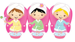 Clipart Spa Party Png