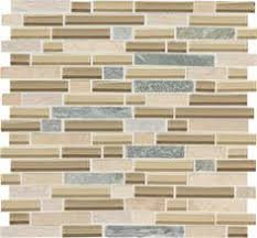 Menards Mosaic Glass Tile by Daltile Phase Mosaics Stone And Glass Wall Tile 5 8 For The Home