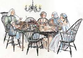 Illustration By Betty MacKenzie Dew