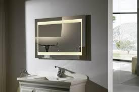 lights lighted bathroom mirror magnifying kohler mirrors wall