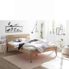 bett elke eiche geölt massiv 140x200 schlafzimmer bettgestell mit kopfteil
