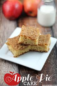 Apple Pie Cake Recipe A Mom s Take
