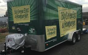 Woodbury, CT Catering & Food Truck | Big Green Eggs And Hamburgers