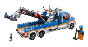 100 Lego City Tow Truck Great Vehicles 60056