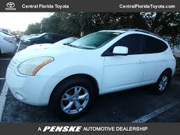 100 Drs Truck Sales 2008 Used Nissan Rogue FWD 4dr S At Central Florida Toyota Serving