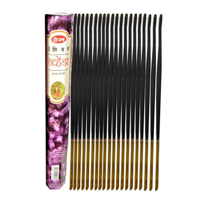 Hem Incense Sticks - Lavender