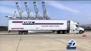 DHE On ABC - Truck Safety - YouTube Fragile Transport Llc Home Page Dependable Highway Express Inc Cstk Truck Equipment Introduces Cm Beds Options Sutton Chicago Trucking Company Delivery Of Freight Jasko Enterprises Companies Driving Jobs Tridex 9 Photos Cargo 411 Dhe On Abc Safety Youtube Uptime Usa Volvo Trucks Magazine