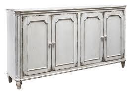 Mirimyn Antique White 4 Door Accent CabinetSignature Design By Ashley