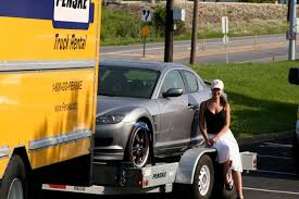 100 Penske Semi Truck Rental Towing The 8 On A Car Carrier RX8Clubcom