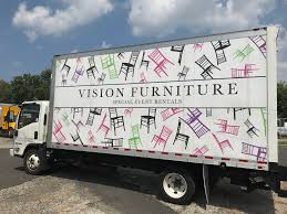 How To Receive Your Small Or Large Orders From Vision Furniture