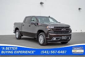 100 Used Chevy Trucks For Sale Hermiston New All Chevrolet Silverado 1500 Vehicles For
