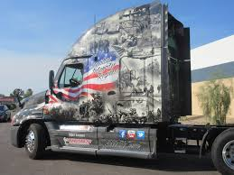 Southwest Truck Driver Training - Arizona Color Wrap Professionals