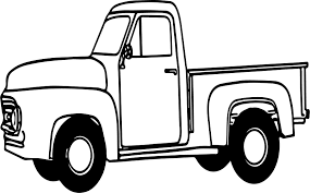100 Truck Coloring Sheets Pickup Pages 95 With TelematikInstitutorg