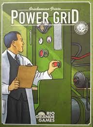 Best Game For Aspiring German Bureaucrats Power Grid
