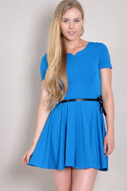 walg short sleeve skater dress walg dresses