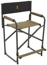 Professional Tall Folding Directors Chair by Camping Director Chairs Ebay