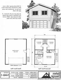 Garage Apartment Plans 1440 1 By Behm Design That Would Be