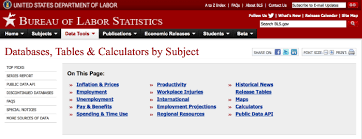 bureau of labor staistics import from bureau of labor statistics coffey ph d