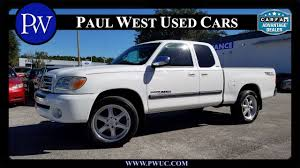 2006 Toyota Tundra SR5 Access Cab For Sale Gainesville, FL - YouTube Used 2003 Toyota Tundra In Gainesville Fl Paul West Cars Semi Trucks For Sale In Fl Best Truck Resource 2016 Chevrolet Silverado 1500 Lt Lt1 Serving 2005 Dodge Ram Hemi Crew Cab 2006 New And Preowned Hyundai Car Dealership Ocala Jenkins Dealer Jacksonville Palms Of Archer Yes Communities First Place Auto Sales Serving Gainesville
