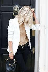 best 25 white blazer women ideas on pinterest summer ball