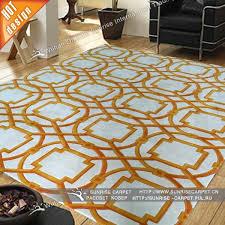 Wholesale 2017 New Carved Craft Design Modern Hand Tufted Carpets