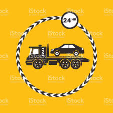 Tow Truck Icon On Yellow Background Stock Vector Art 641559580 ... Delivery Truck Icon Vector Illustration Royaltyfree Stock Image Forklift Icon Photos By Canva Service 350818628 Truck The Images Collection Of Png Free Download And Vector Hand Sack Barrow Photo Royalty Free Green Cliparts Vectors And Man Driving A Cargo Red Shipping Design Black Car Stock Cement Transport 54267451 Simple Style Art Illustration Fuel Tanker