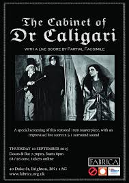 The Cabinet Of Doctor Caligari Online by Partial Facsimile Performances