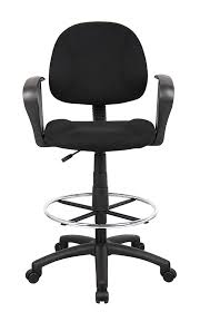 amazon com boss office products b1617 bk ergonomic works drafting