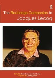 The Routledge Companion To Jacques Lecoq Book Cover