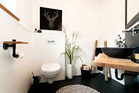 badezimmer in rustikal modernem look banovo
