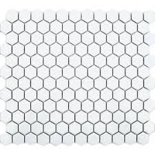 hexagon tile decoration contemporary tile design ideas from
