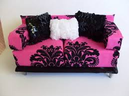Ebay Sofas And Stuff by Doll House Sofa Couch Barbie Monster High Blythe Living Room 1 6