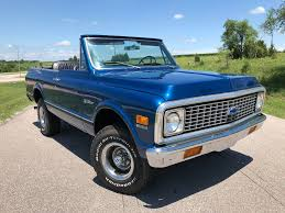 1972 Chevrolet Blazer | Restore A Muscle Car™ LLC