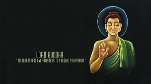 Lord Buddha Message HD Wallpaper