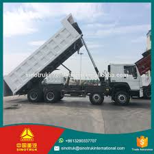 China Howo Dump Truck 8x4 Wholesale 🇨🇳 - Alibaba