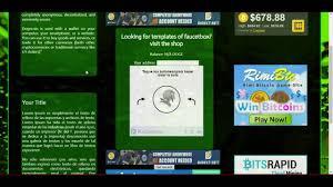 Bitcoin Faucet Rotator Faucetbox by Templates De Faucetbox A Bajo Costo Desde 0 0012 Btc Links En La