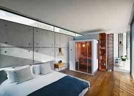raumsparsauna ausziehbare sauna spart platz