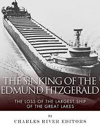 the sinking of the edmund fitzgerald the loss of the largest ship