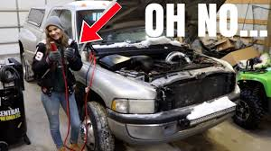 DOES SHE KNOW HOW TO JUMP START A DIESEL TRUCK??? - YouTube 2018 Ford F 150 Diesel Specs Price Release Date Mpg Details On How A Diesel Engine Works Car Works Truck Cold Start And Forest Romp Youtube Engine 15 Hp With Oil Air Filter Tool Power 2016 Chevrolet Colorado Z71 Longterm Verdict Motor Trend Is Your Ready For The 1980 Only New Around Dealer Sales Folder 9 Best Portable Jump Starters To Buy In Trucks Viper Remote 300mph Turbo Powered Truck Open Road Land Speed Racing Video If Youre For Season This Will Make