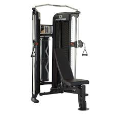 Armortech Half Rack With Lat Attachment The WOD Life