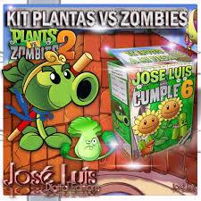 Plants Vs Zombies Chile Para Colorear