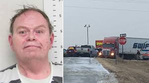 College Professor Who Opened Fire At I-80 Truck Stop Wanted To 'harm ...