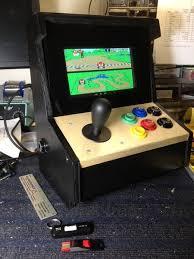 diy arcade cabinet kits more retropie mini cabinet