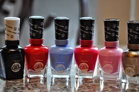 Sensationail Led Lamp Walmart by New Sally Hansen Miracle Gel Nail Colors For Only 7 Classy Mommy