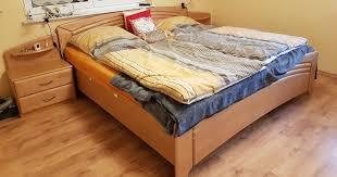 senare tugel schlafzimmer buche teilmassiv
