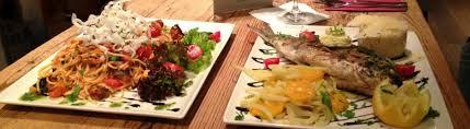 living food restaurant livingroom aachen